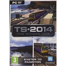 Train Simulator 2014: The Riviera Line (PC)