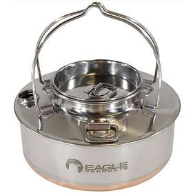 Eagle Products Steel Kettle 0.7L