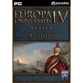 Europa Universalis IV: Wealth of Nations (Expansion) (PC)