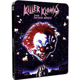 Killer Klowns from Outer Space - SteelBook