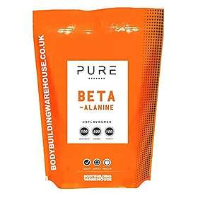 Bodybuilding Warehouse Pure Beta Alanine 0.5kg