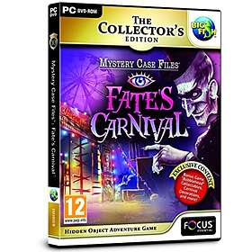 Mystery Case Files: Fate's Carnival - Collector's Edition (PC)