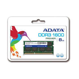 Adata Premier Value SO-DIMM DDR3 1600MHz 8GB (AD3S1600W8G11-S)