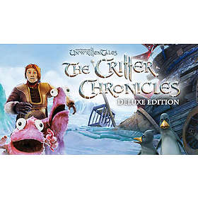 The Book of Unwritten Tales: The Critter Chronicles - Digital Deluxe Edt (PC)