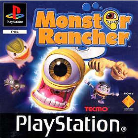 Monster Rancher (PS1)