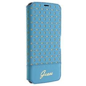 Guess Gianina Wallet Leather Case for Samsung Galaxy S5