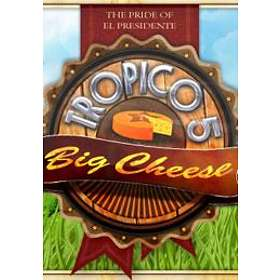 Tropico 5: The Big Cheese (Expansion) (PC)