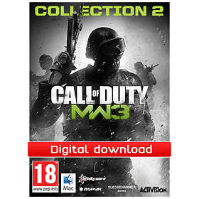 Call of Duty: Modern Warfare 3 Expansion: Collection 2 (Mac)