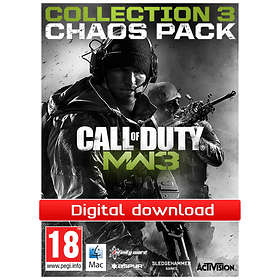 Call of Duty: Modern Warfare 3 Expansion: Collection 3 - Chaos Pack (Mac)