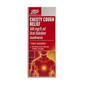 Boots Chesty Cough Relief 100mg/5ml Elixir 150ml