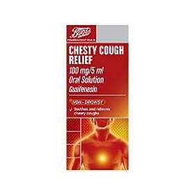 Boots Chesty Cough Relief 100mg/5ml Elixir 240ml