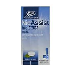 Boots Nicassist 1mg Compressed 96 Sugtabletter