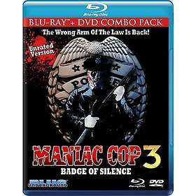 Maniac Cop 3: Badge of Silence - Collector's Edition (US)