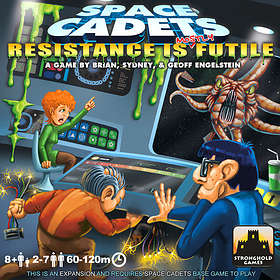 Space Cadets: Resistance is Mostly Futile (exp.)