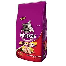 Whiskas Dry Adult Meaty Selection 4kg