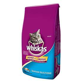 Whiskas Dry Adult Seafood Selection 4kg