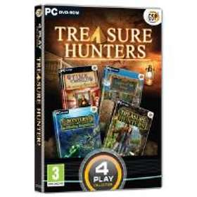 Treasure Hunters - 4 Play Collection (PC)