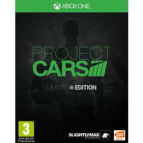 Project CARS - Limited Edition (Xbox One)