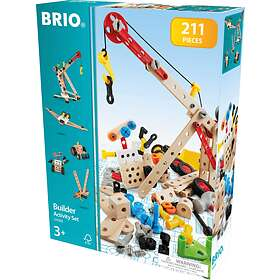 BRIO Builder Byggesett 34588