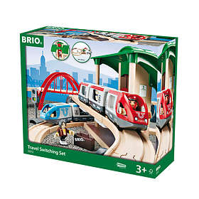 BRIO World Travel Switching Set 33512