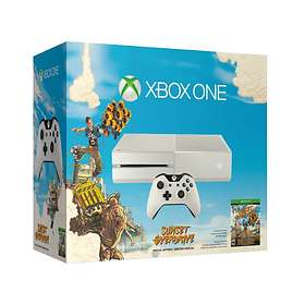 Microsoft Xbox One 500GB (incl. Sunset Overdrive) - White Special Edition