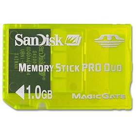 SanDisk Memory Stick Pro Duo Gaming 1Go
