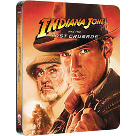 Indiana Jones and the Last Crusade - SteelBook