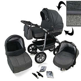 Krasnal CityGO 3in1 (Travel System)