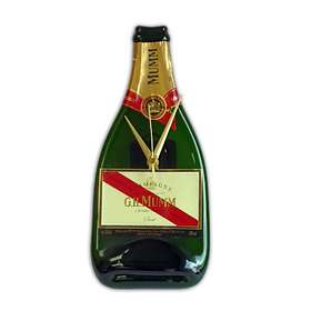BottleClocks Mumm Champagne