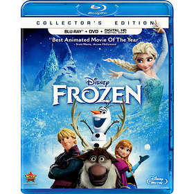 Frozen - Collector's Edition (US)