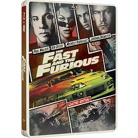 The Fast and the Furious - SteelBook Limited Edition (US)