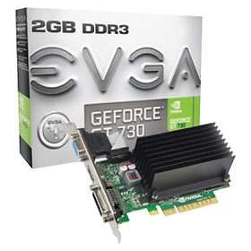 EVGA GeForce GT 730 DDR3 64-bit HDMI 2GB