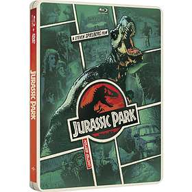 Jurassic Park - SteelBook Limited Edition (US)