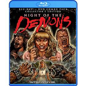 Night of the Demons (1988) - Collector's Edition (US)