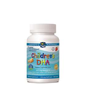 Nordic Naturals Childrens DHA 250mg 360 Capsules