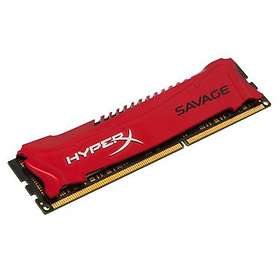 Kingston HyperX Savage DDR3 1600MHz 8GB (HX316C9SR/8)