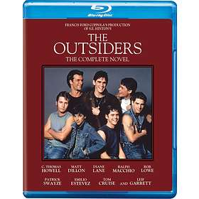 The Outsiders - The Complete Novel (US)