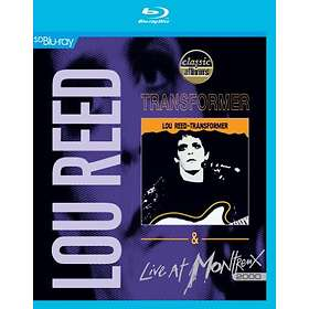 Lou Reed: Transformer & Live at Montreux 2000