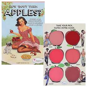 theBalm How Bout Them Apples Cream Palette