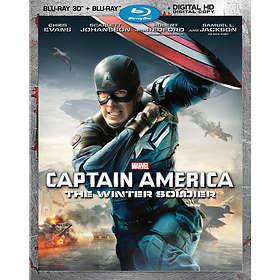 Captain America: The Winter Soldier (3D) (US)