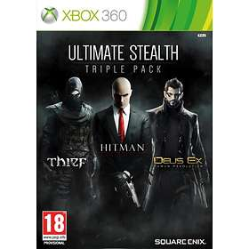 Ultimate Stealth - Triple Pack (Xbox 360)