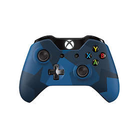 Microsoft Xbox One Wireless Controller S - Midnight Forces Edition (Xbox One/PC)