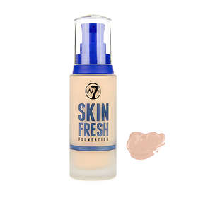 W7 Cosmetics Skin Fresh Foundation