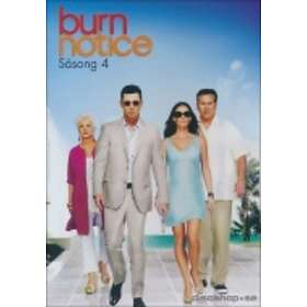 Burn Notice - Sesong 4
