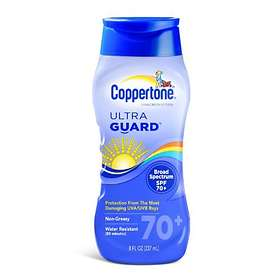 Coppertone Ultra Guard Lotion SPF70 237ml