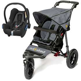 Out n About V4 Nipper 360 - Single 2in1 (Travel System)