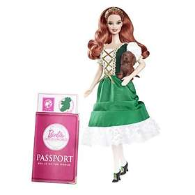 Barbie Collector Dolls of the World Ireland W3440