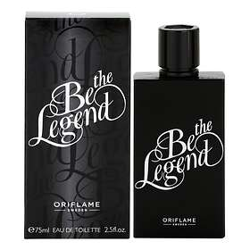 Oriflame Be the Legend edt 75ml