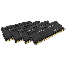 Kingston HyperX Predator DDR4 3000MHz 4x4GB (HX430C15PB2K4/16)