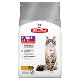 Hills Feline Science Diet Sensitive Stomach & Skin 3.17kg